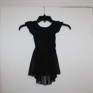 MDNMD Leotard Dance Ballet Black AM000001